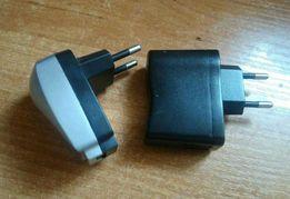Adaptery ładowarki sieciowe 220V z wejściem USB