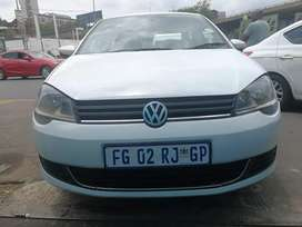 2016 VOLKSWAGEN POLO VIVO SEDAN 1.4 ENGINE CAPACITY