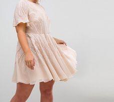 Sprzedam przepiękna sukienkę Asos / wesele,komunia,chrzest