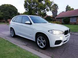 2014 Bmw x5 35i xdrive M sport Package F15 R359000