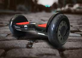 Red And Black 10.5″ Bluetooth Hoverboard