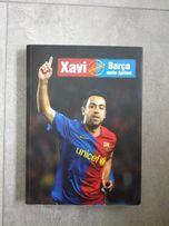 Książka / Biografia Xaviego.