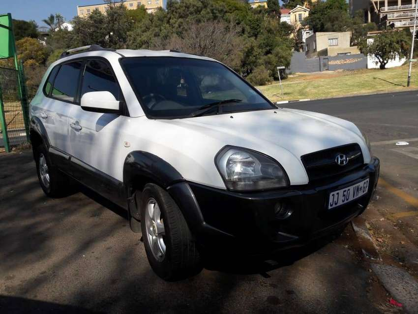 2005 Model Hyundai Tucson 1.6 0