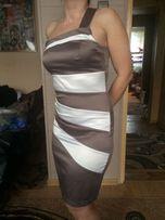 Super skromna sukienka