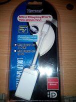 Переходник Viewcon Mini DisplayPort/HDMI 0.1m.