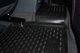 Ford Ranger T6 / Mazda BT-50 Double Cab 2011 Floor Liners