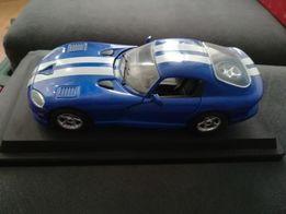 Kolekcjinerski model samochodu Viper GTS Coupe z serii Burago