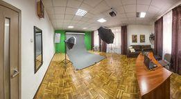Аренда фотостудии, хромакей в Одессе! Студия звукозаписи! Конференц з