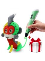 3D Ручка + в подарок 10м. нити