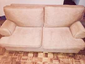 Make an offer 2x2seater luxury sofas
