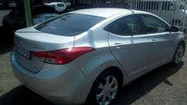 2011 Hyundai Elantra   GSL 1.8 In A Very Good Condition