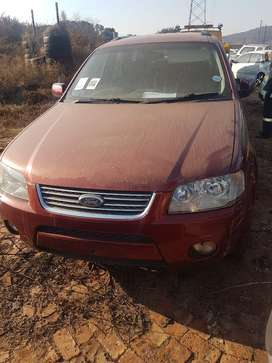 2005 FORD TERRITORY STRIPPING AS SPARES
