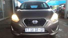 2017 Datsun Go+ 1.2 Engine Capacity with Manuel Transmission