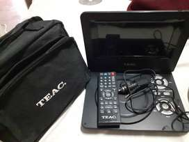 TEAC Portable Dvd Player