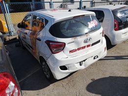 Hyundai I10 -998ccm,2015r-uszkodzony