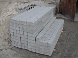 Столбы/столбики бетонные виноградные для сетка рабица,профнастила