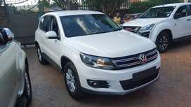 2013 VW TIGUAN   1.4Tsi   Blue motion