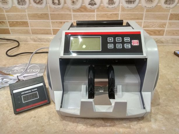 Счетная Машинка для счета Денег 2089 Bill Counter купюросчетная. Одесса - изображение 3