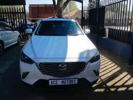 2016 MAZDA C-X3 2.0 AUTOMATIC,with sunroof