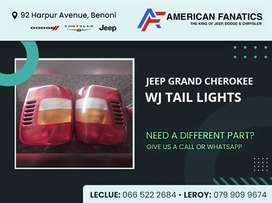 Second hand Jeep Grand Cherokee WJ Tail Light for sale!