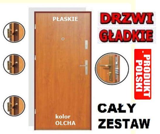ANTYWŁAMANIOWE drzwi zewnętrzne do mieszkań w BLOKU Z Montażem GRATIS. Będzin - image 3