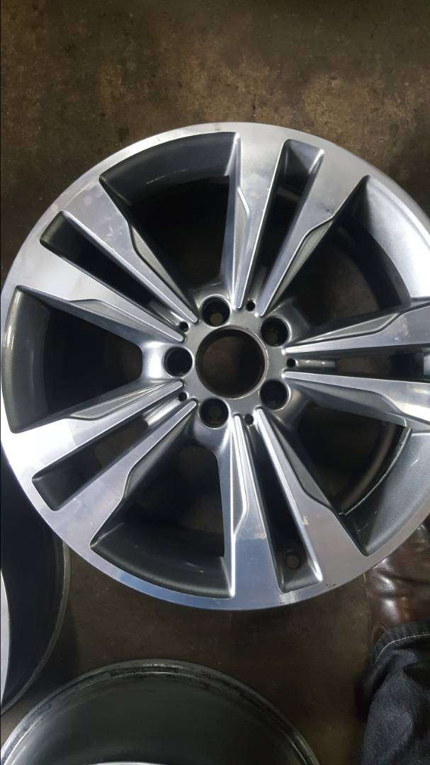 """18"""" Metcedes rims 0"""
