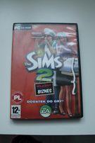 Sprzedam dodatek do gry THE SIMS 2: WŁASNY BIZNES