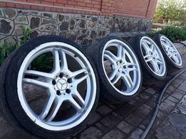 Диски Mercedes r19