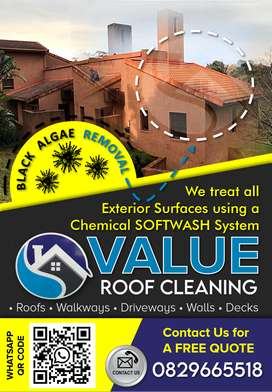 VALUE ROOF CLEANING