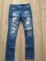 Spodnie jeansy r29
