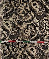 Ткань шторная, покрывальная Ссср отрез 185Х140 см. Новый