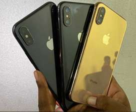 Iphone X 256GB Available