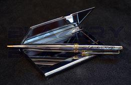 Подарочная именная фамильная ручка с гравировкой логотипом надписью