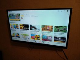 "LCD LED Телевизор 40"" Smart TV, FHD, WiFi, 1Gb Ram, 4Gb Rom"