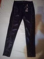 nowe czarne spodnie Toxik 38/M