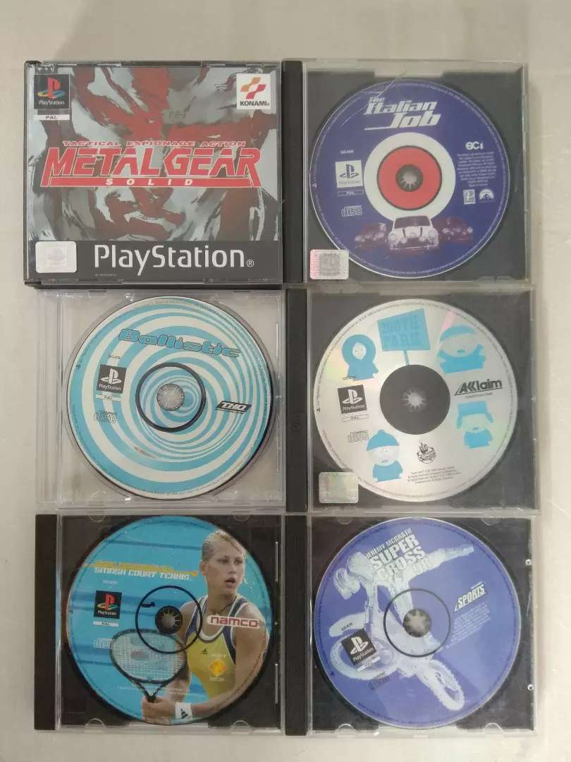Ps1 games for sale 0
