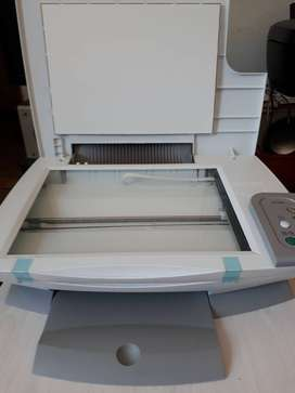 Lexmark X 1250 colour printer,scan and side by side printer.