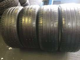 A set of tyres Michael 255/45/20 now available