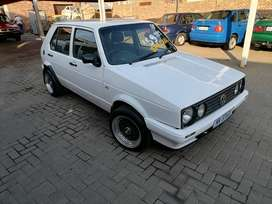 Vw golf 1.4i with bbs mags