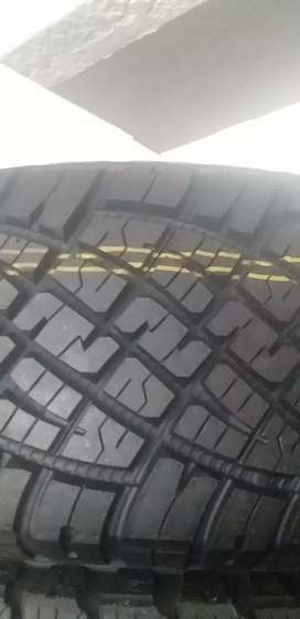 Brand new 255/60/18 general grabber tyres for sale.