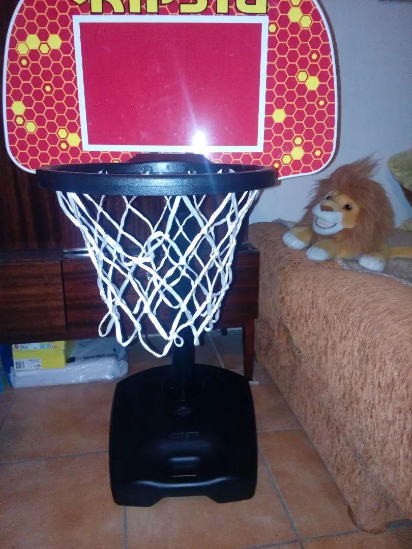Dětský basketbalový koš 0