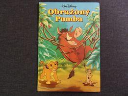 Książka - Obrażony Pumba - Walt Disney