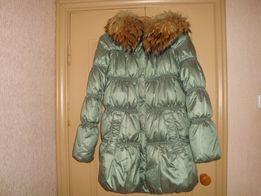 Зимняя женская куртка clasna l-xl.