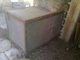Ящик большой для зерна, продуктов, хоз. нужд