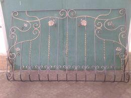 ворота, решетки, навесы по индивидуальному заказу. ковка