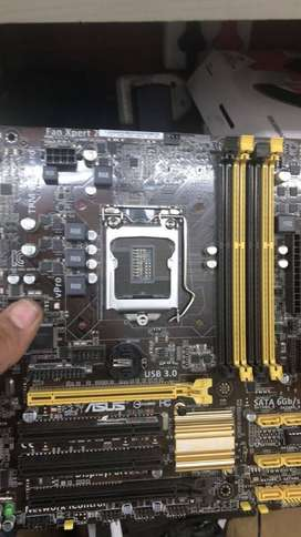 Gaming boards and graphics cards
