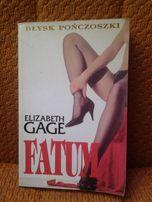 Fatum Elizabeth Gage Błysk pończoszki