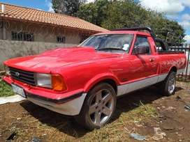 1984 ford Cortina LUV Lexus V8