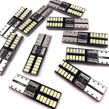 Габаритные огни T10 LED лампочка светодиодная Дневные ходовые огни ДХО Кривой Рог - изображение 6