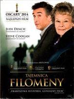 (DVD) TAJEMNICA FILOMENY | Judi Dench Steve Coogan